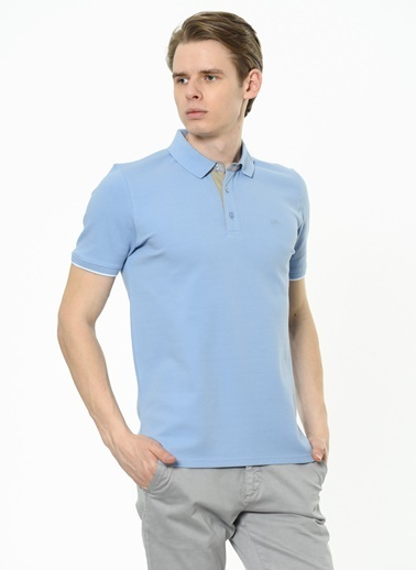 Beymen Business Tişört Mavi